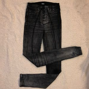 Hudson Jeans Jeans - Hudson Jeans Bullocks High Rise Lace 24 MSRP $265